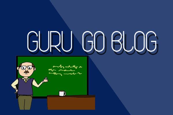 "Kenapa Harus ""Guru Go Blog""?"