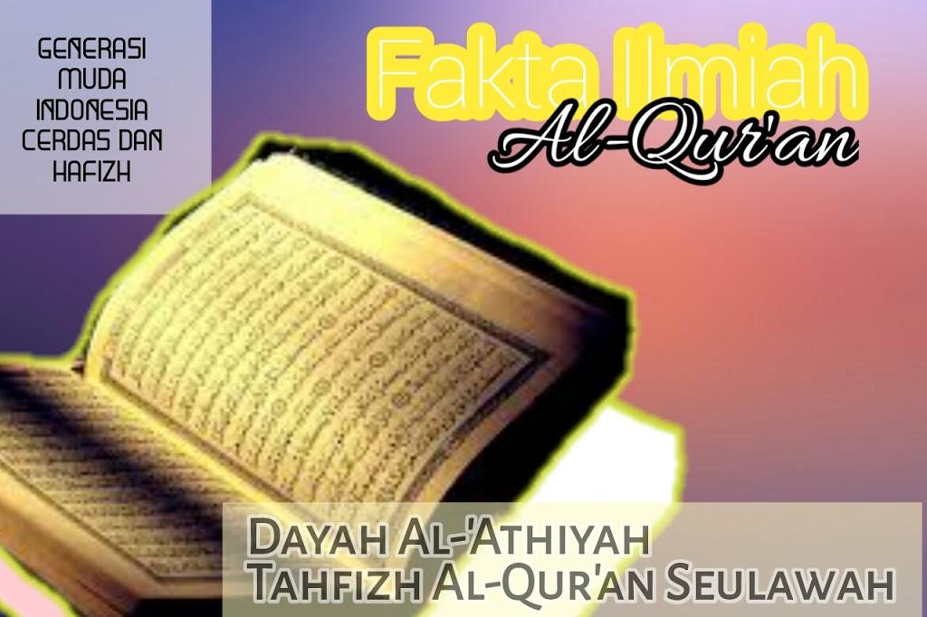 Penyebab Santri Dayah Al-'Athiyah Mudah Menghafal Al-Qur'an (Bagian 1)
