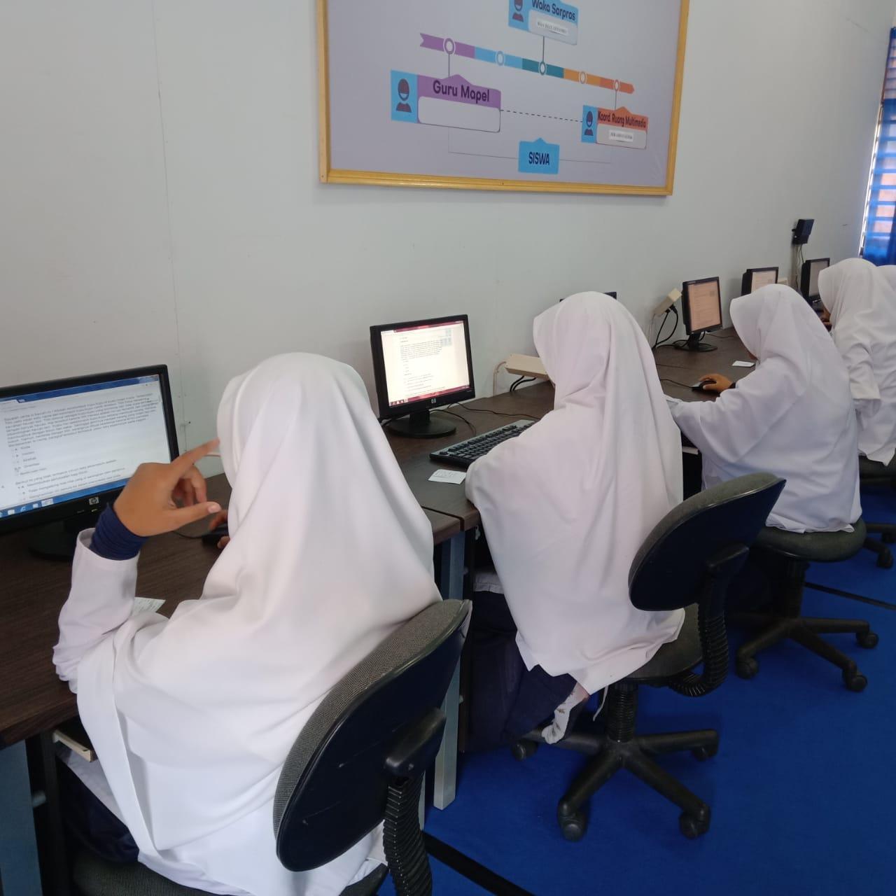 Ujian Akhir Semester Ganjil tahun 2019-2020